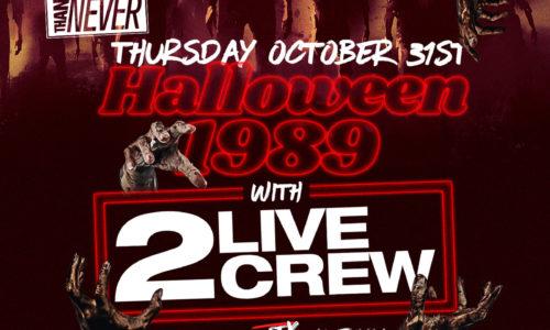 2 Live Crew flyer
