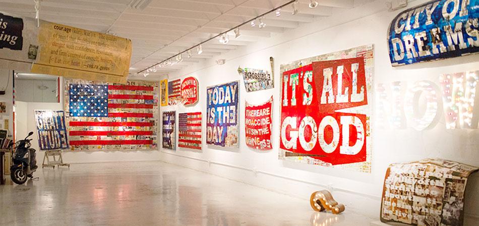 70+ Galleries at Wynwood