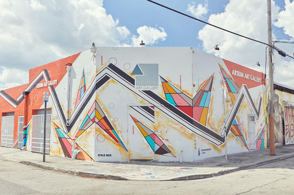 artium art gallery exterior