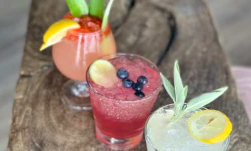 racket cocktails