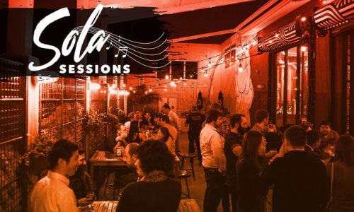 Sola Sessions at Concrete Beach Brewery