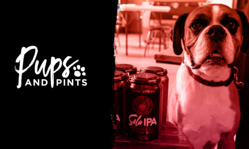 Pups and Pints