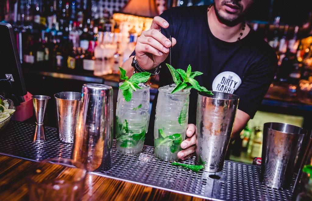Dirt Rabbit cocktails
