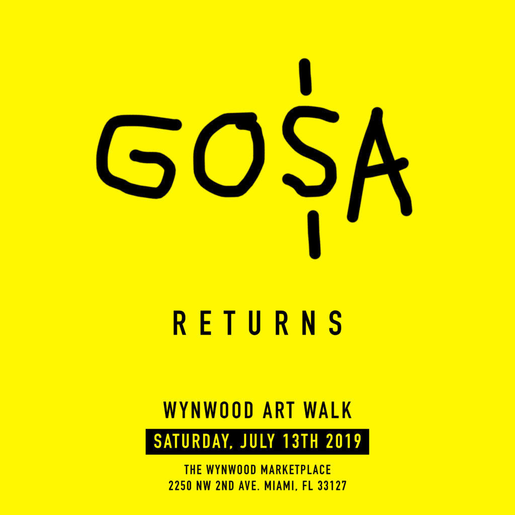 GO$A ReTURNS