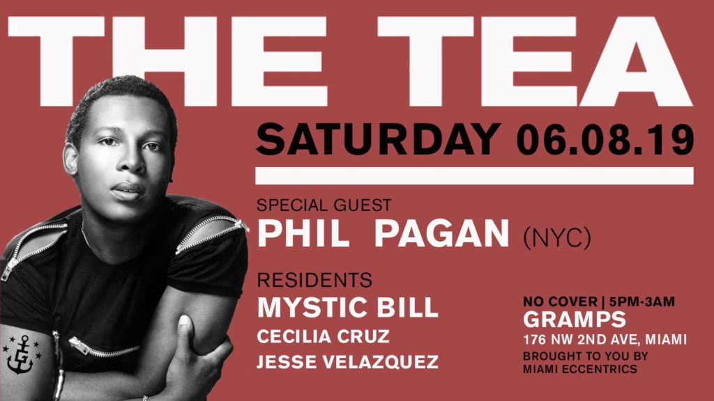 The Tea with Phil Pagan, Mystic Bill + Residents