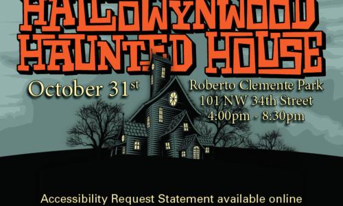 Hallowynwood flyer