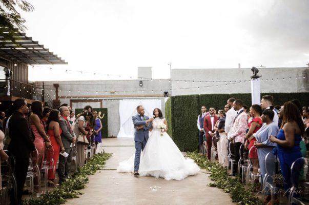 Wedding at MAPS