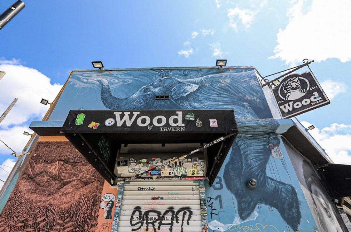 Wood Tavern exterior