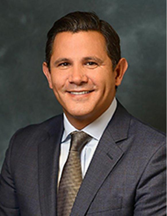 Senator Jason Pizzo portrait