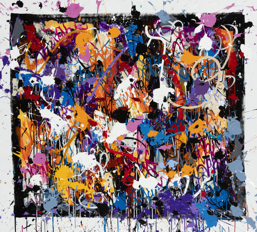 JonOne: Colors of the Uprising