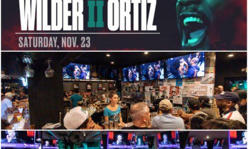 Grails Wilder vs Ortiz flyer
