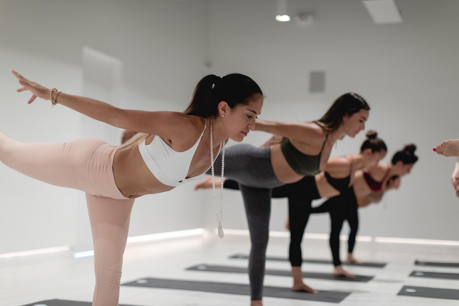 sol yoga class