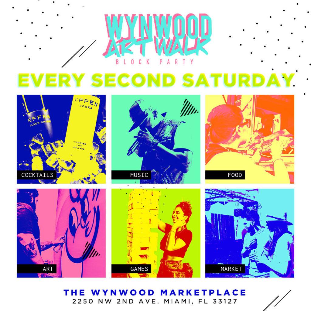 Wynwood Art Walk Block Party