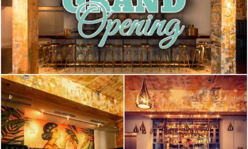Grand Opening - Spanglish Craft Cocktail Bar & Kitchen
