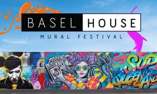Basel House Mural Festival