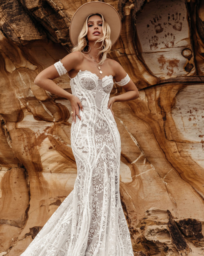 Lovers Society gown